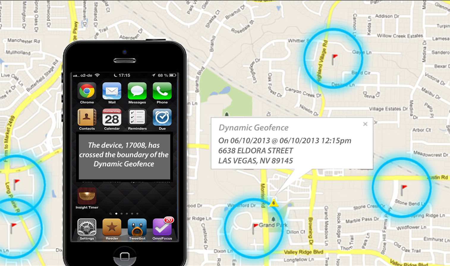 GeoFence Alerting