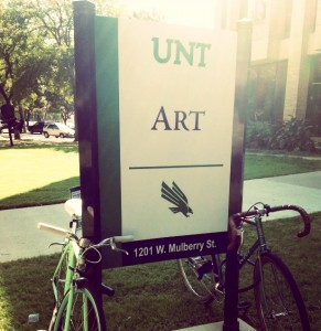 UNT Art Department