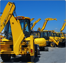 GPS Tracking for Heavy Equipment-Construction